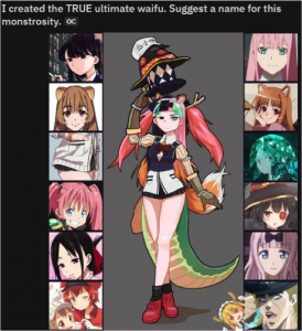 best anime memes