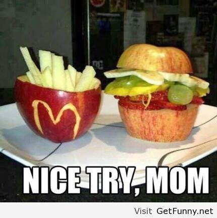 Healthy food memes