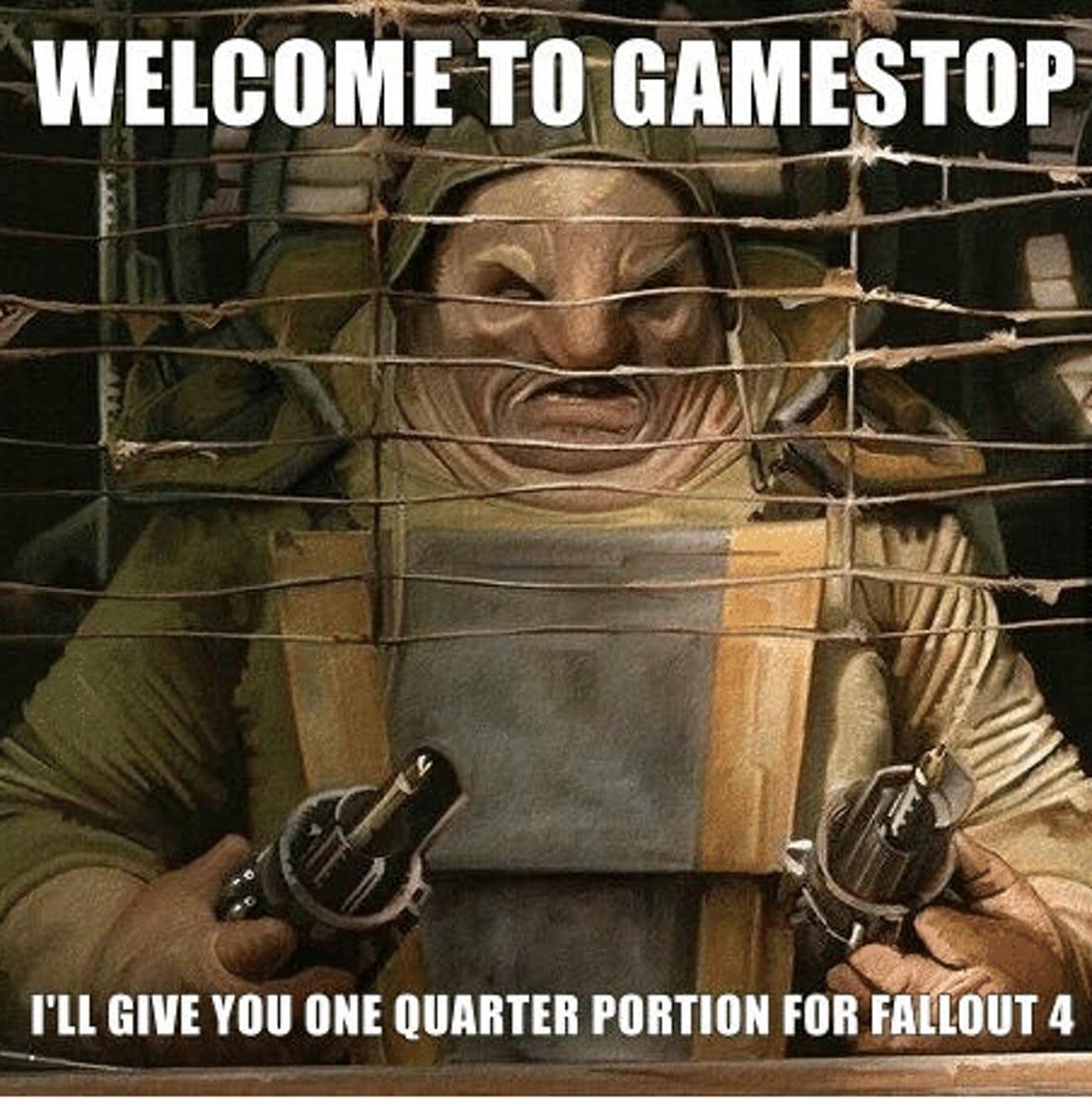 games stop memes