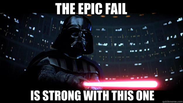 Epic Fail Memes